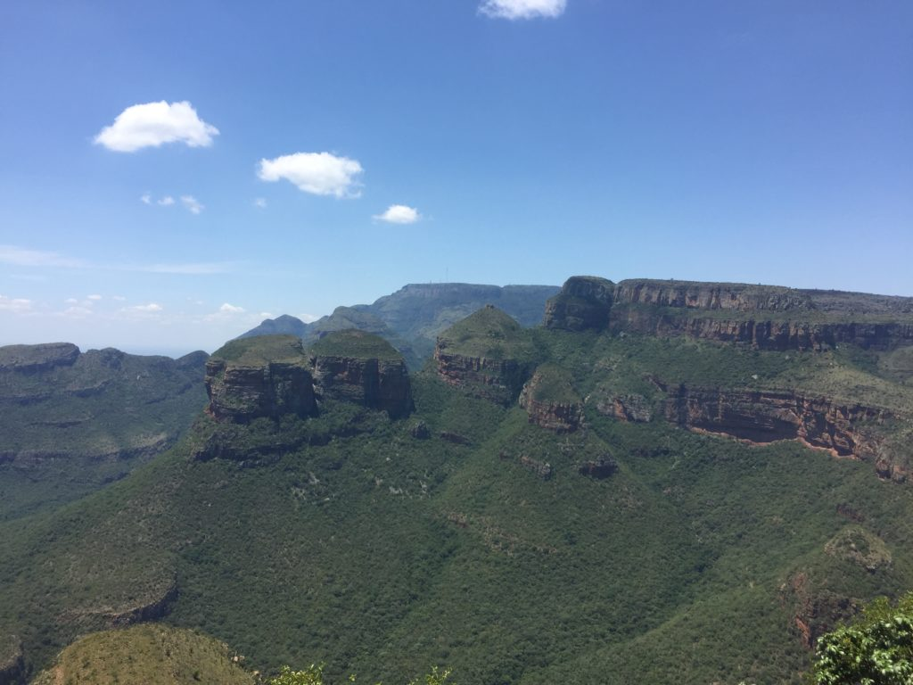 Blyde River Canyon!