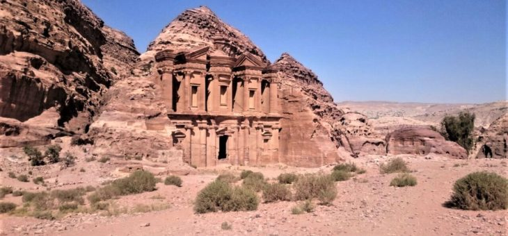 An Ultimate Guide for a Road Trip in Jordan