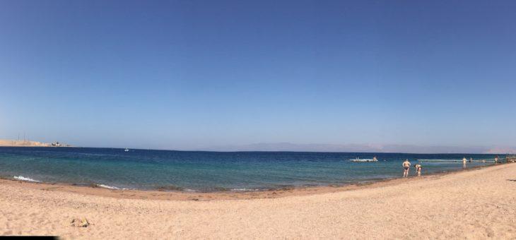 Mt Nebo, Madaba & Aqaba  !
