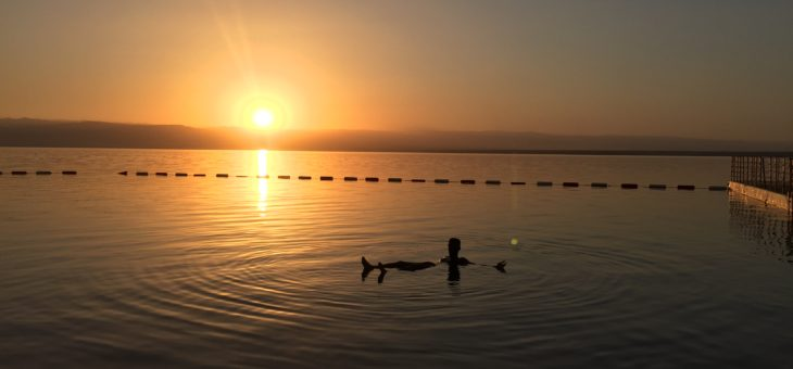 Floating on Lowest Point on Earth – Dead Sea ! Do's and Dont's !
